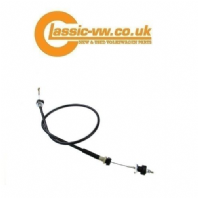 Mk1 Golf 1.1 - 1.3 Clutch Cable Left Hand Drive 171721335D
